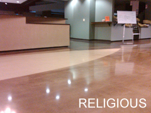 Religious- Churches, Houses of Worship, Non-Profits & Meeting Halls