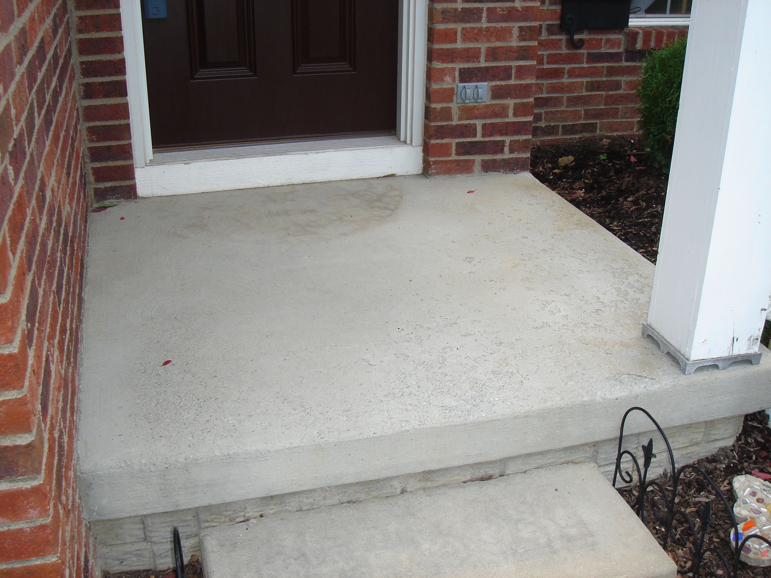 Concrete resurfacing concrete contracting solutions - Exterior concrete resurfacing products ...