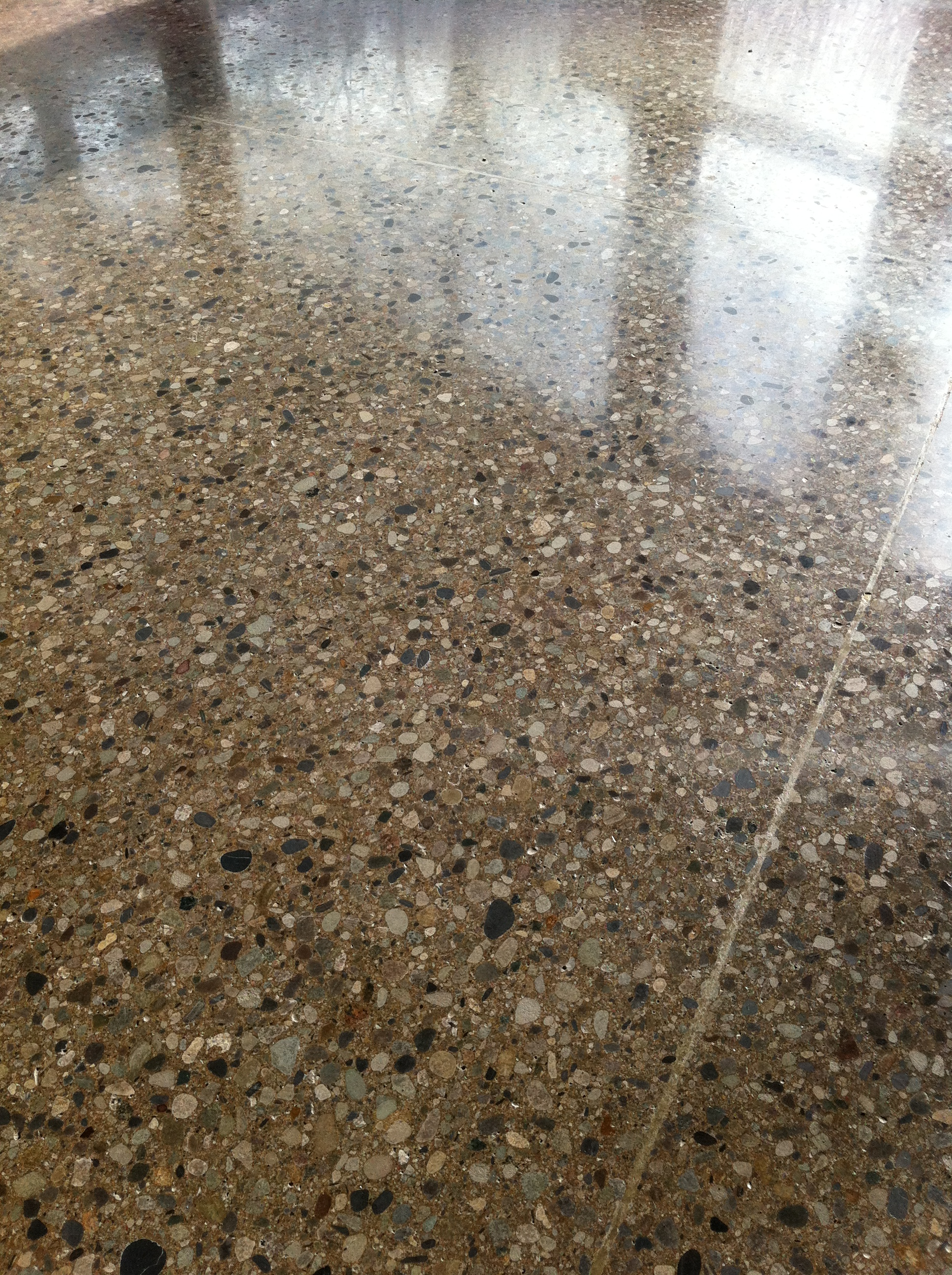 Concrete polishing concrete contracting solutions for Cleaning polished concrete
