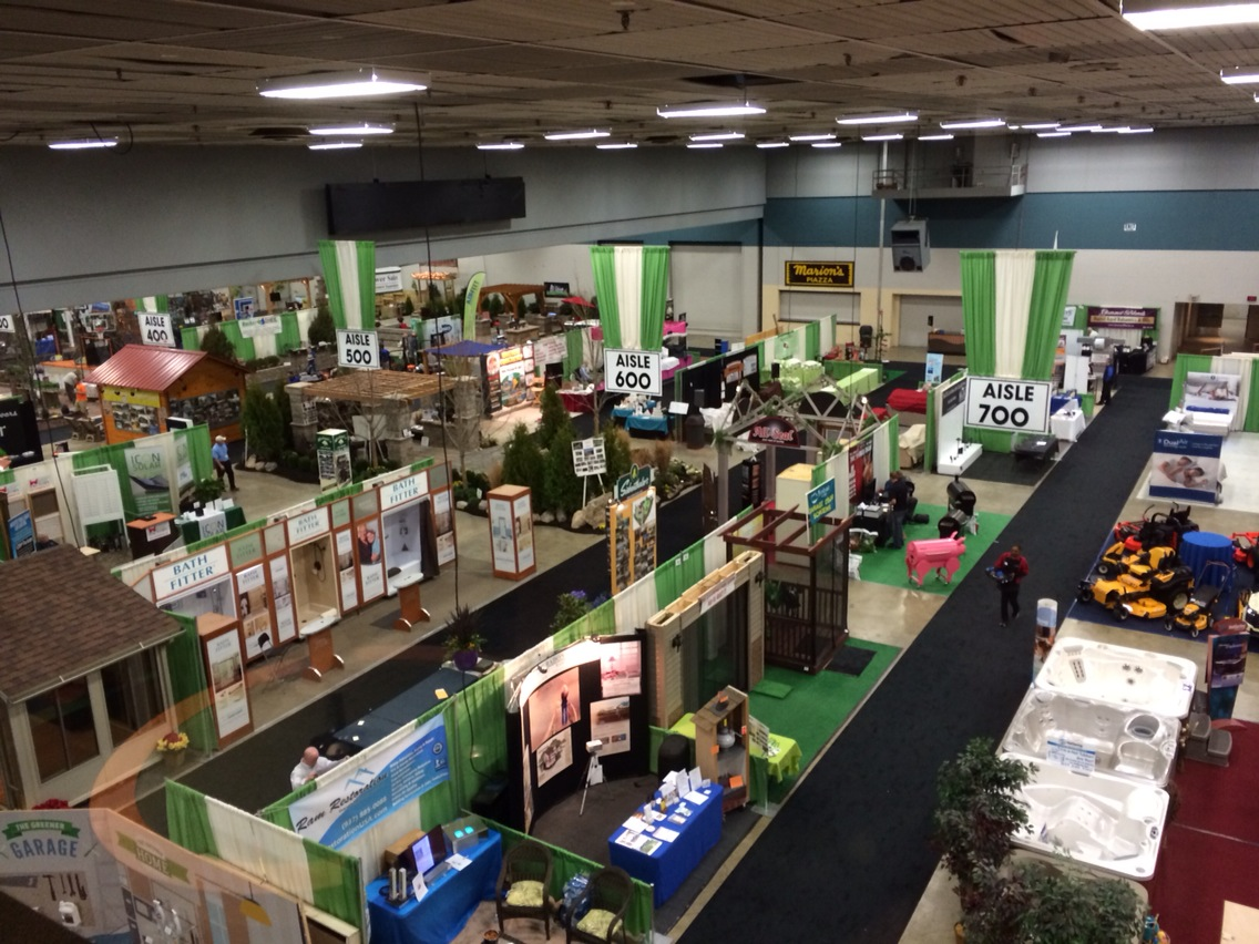 Ccs At The Dayton Home And Garden Show Concrete